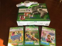 Leap TV (game system w games) in Bolingbrook, Illinois