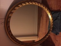 Mirror-Oval Gold Leaf (45+ years old/MINT condition) in Cleveland, Ohio