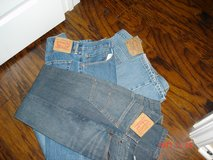 Levis 505 Jeans-36/32 in Houston, Texas
