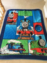 Thomas the Train blanket in Lockport, Illinois