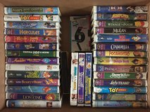 Disney Collection - VHS in Orland Park, Illinois