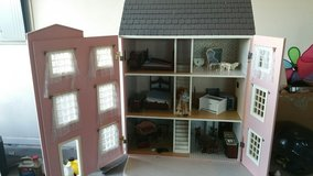 Doll House in Fort Bliss, Texas