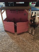 Our generation horse and stable in Morris, Illinois