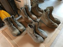 Military Sage Boots in Okinawa, Japan
