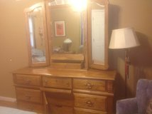 Oak Dresser in Aurora, Illinois