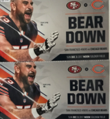 Chicago Bears *PRICE DROP* tickets 2 Sunday! in Oswego, Illinois