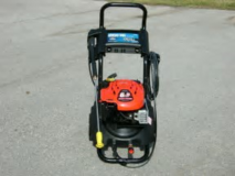 EXCEL 2500psi PRESSURE WASHER in The Woodlands, Texas