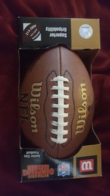 Autographed Wilson jr, Leather Football in Tinley Park, Illinois