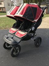Baby Jogger City Elite Double Red Sport in Joliet, Illinois