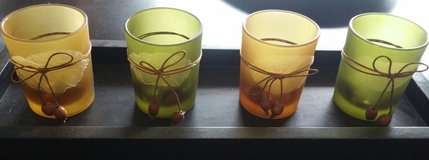 VOTIVE CANDLE HOLDERS W/TRAY in Naperville, Illinois