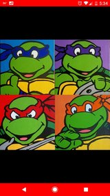 TMNT Paintings in Camp Pendleton, California
