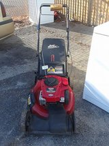 Lawn Mower with Bag in Wilmington, North Carolina