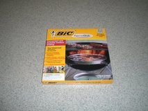 BIC Charcoal Alternative Flame Disk NEW in Yorkville, Illinois