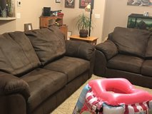 Couch and love seat $500 obo in Elgin, Illinois