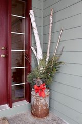Birch Branches & Logs for any season in Bartlett, Illinois