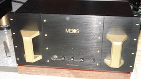 Melos MAT-180 Hybrid Amplifier high end Power Triode Amp. in Grafenwoehr, GE