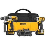 DeWalt  Hammer Drill & Driver Combo Kit in The Woodlands, Texas