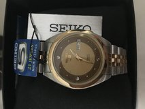 New SEIKO authentic  watch in Spring, Texas