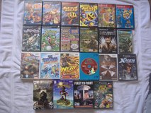 *21* PS2, Wii, Gamecube, PC, & PSP Video Games in 29 Palms, California