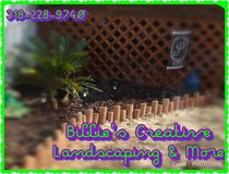 Billie's Creative Landacaping in Leesville, Louisiana