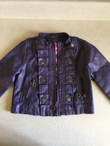 Purple Toddler Leather Jacket (BRAND NEW) in Fort Irwin, California