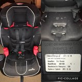 Evenflo 3 n 1 Booster Carseat in Conroe, Texas