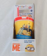 Despicable Me Minions Snakeez Cup  Brand new in Aurora, Illinois