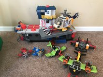 Imaginext AIR aircraft carrier in Naperville, Illinois
