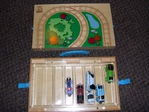 Thomas the Train, Take Along Playset with 5 trains in Naperville, Illinois