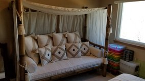 Bamboo Day Bed in Fort Carson, Colorado
