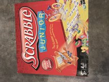Scrabble junior in Fort Campbell, Kentucky