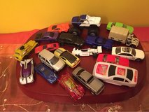 lot of small cars/toys trucks in Morris, Illinois