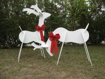 Christmas Reindeer Set in Elgin, Illinois