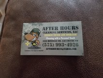 AFTER HOURS CLEANING SERVICES LLC in Las Cruces, New Mexico