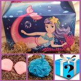 Mermaid Bath Bomb Treasure Boxes in Warner Robins, Georgia
