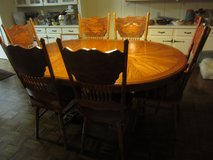 Table and Six Chairs in Livingston, Texas