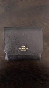 Black Coach Wallet in Stuttgart, GE