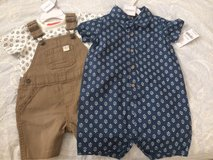 Carter's 9 Month Baby Boy Outfits in Okinawa, Japan