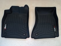 WeatherTech Floor Liners and Cargo Trunk Liner for a 2016 Audi A4 in Grafenwoehr, GE