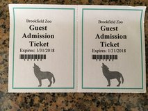 Brookfield Zoo tickets in Glendale Heights, Illinois