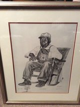 Art: Uncle Phillip (Anthony Brown) in Byron, Georgia