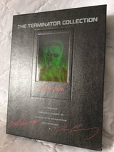 Movie/VHS: The Terminator Collection in Warner Robins, Georgia
