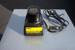 DEWALT DW 9.6 V TO 18 V VEHICLE CHARGER & DW 9094 BATTERY PACK in Yorkville, Illinois