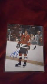 Al Secord autographed 8x10 in Tinley Park, Illinois