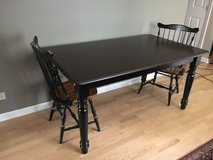 Dining Table (chairs not included) in Oswego, Illinois