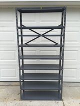 METAL STORAGE SHELF in Beaufort, South Carolina