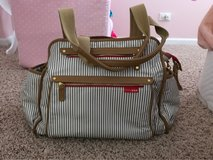 skip Hop Diaper Bag in Plainfield, Illinois