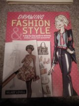 NEW drawing fashion and style book £2 in Lakenheath, UK