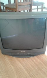 "Sharp 27"" TV in Yucca Valley, California"