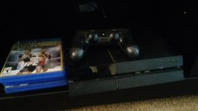 PS4 with 3 games in Fort Carson, Colorado